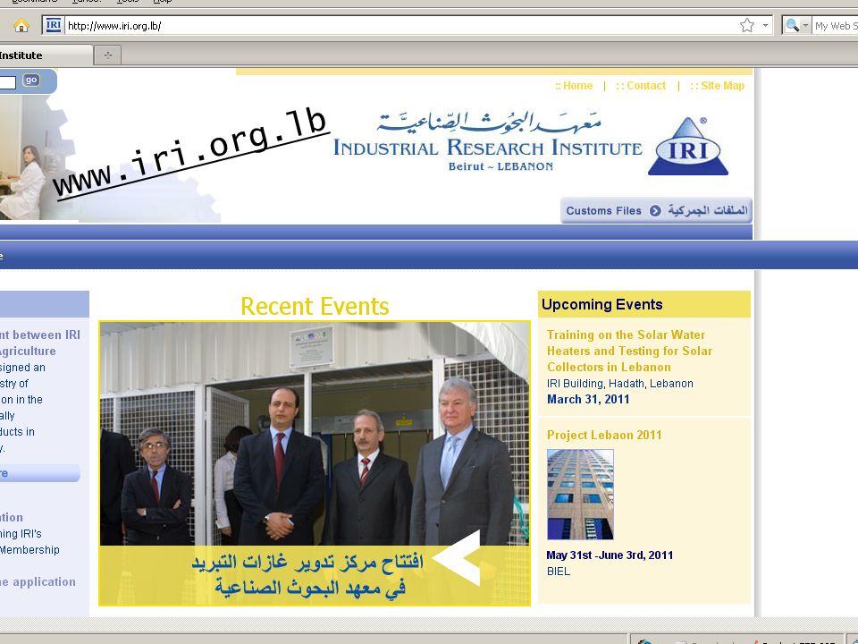 www.iri.org.lb