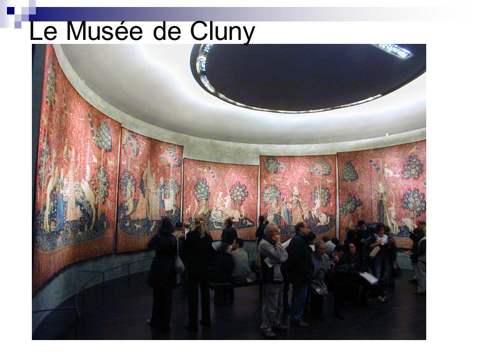 Le Musée de Cluny 14