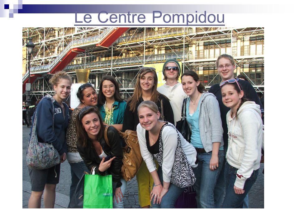 Le Centre Pompidou 51