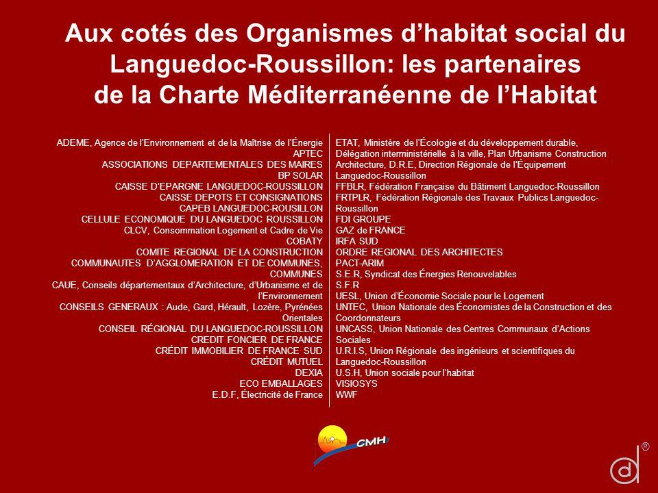de la Charte Méditerranéenne de l'Habitat