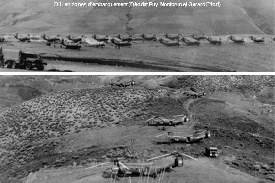 DIH en zones d'embarquement (Déodat Puy-Montbrun et Gérard Ettori)