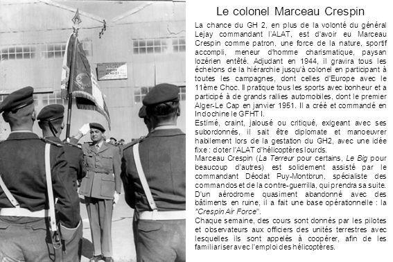 Le colonel Marceau Crespin