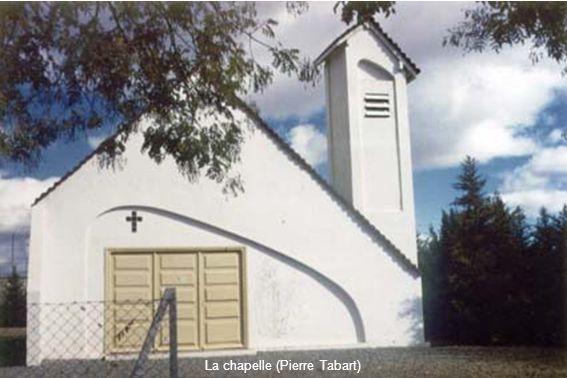 La chapelle (Pierre Tabart)
