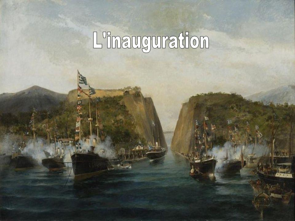 L inauguration