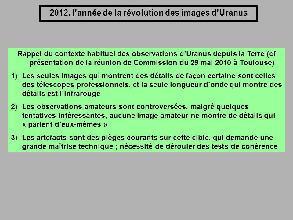 2012, l'année de la révolution des images d'Uranus