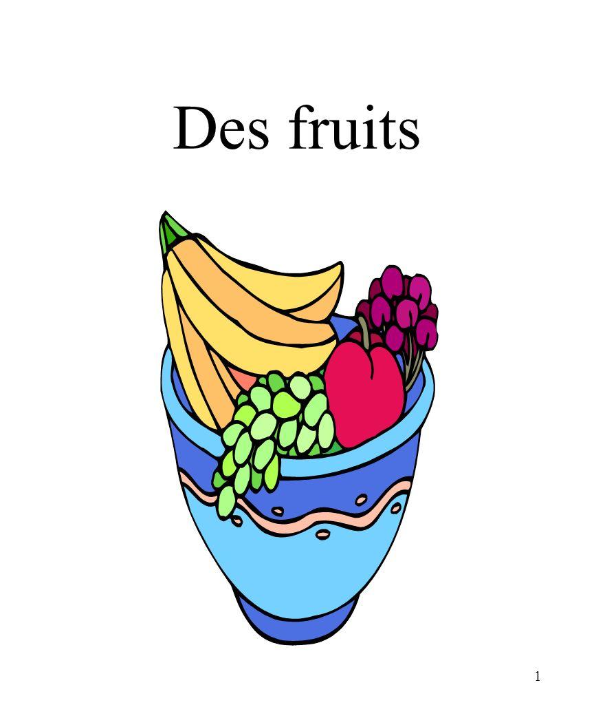 CHAPITRE 8 LES ALIMENTS 3/25/2017 Des fruits Madame Craven
