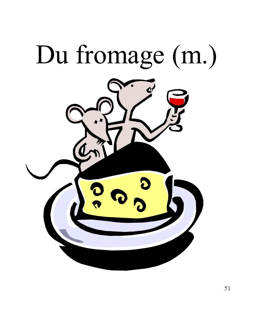 CHAPITRE 8 LES ALIMENTS 3/25/2017 Du fromage (m.) Madame Craven