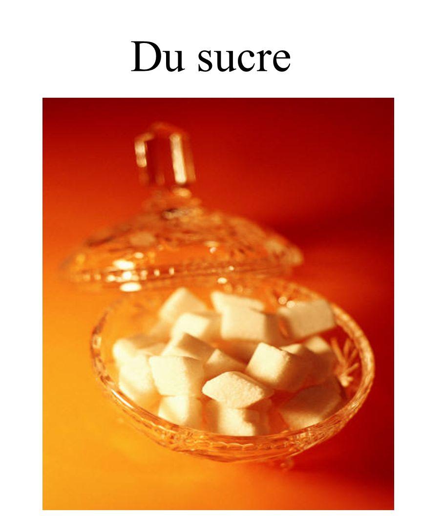 CHAPITRE 8 LES ALIMENTS 3/25/2017 Du sucre Madame Craven