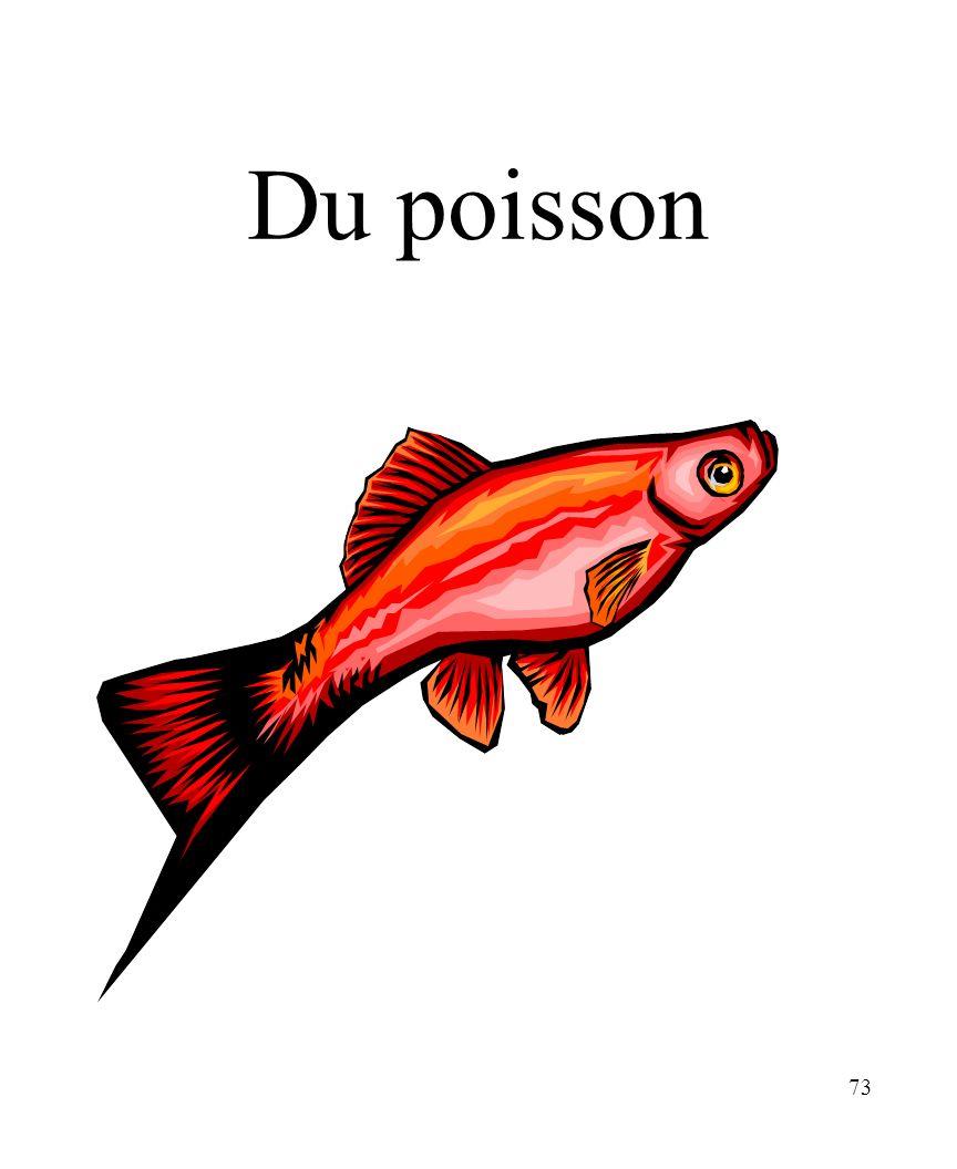 CHAPITRE 8 LES ALIMENTS 3/25/2017 Du poisson Madame Craven
