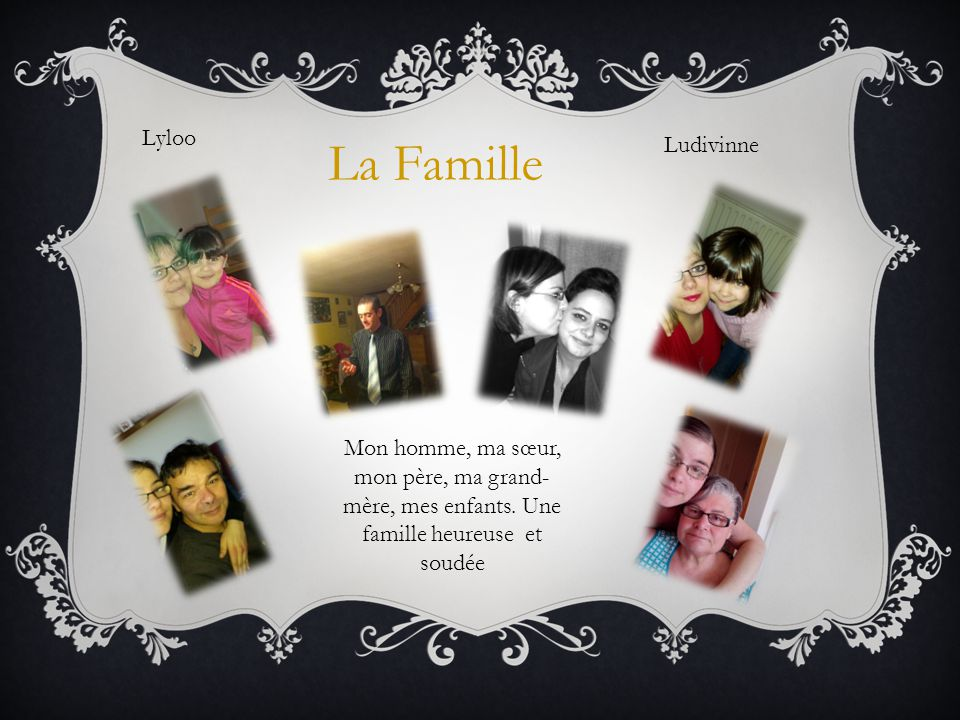 La Famille Lyloo Ludivinne