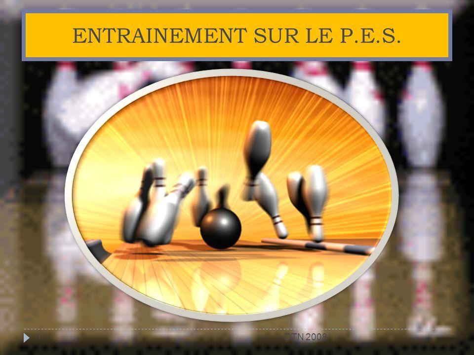 ENTRAINEMENT SUR LE P.E.S.