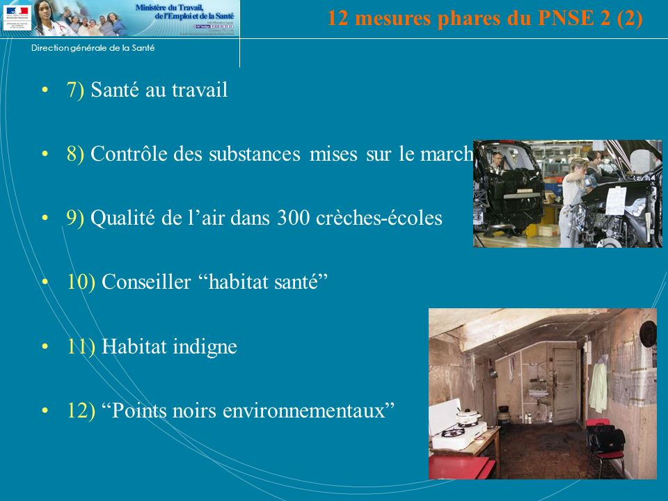 12 mesures phares du PNSE 2 (2)