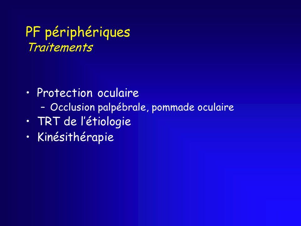 PF périphériques Traitements