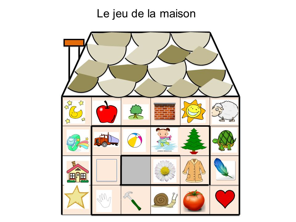 Le jeu de la maison ppt video online t l charger - Jeu de creation de maison ...
