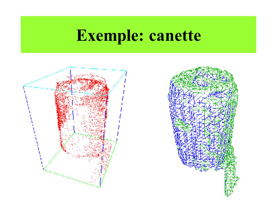 Exemple: canette