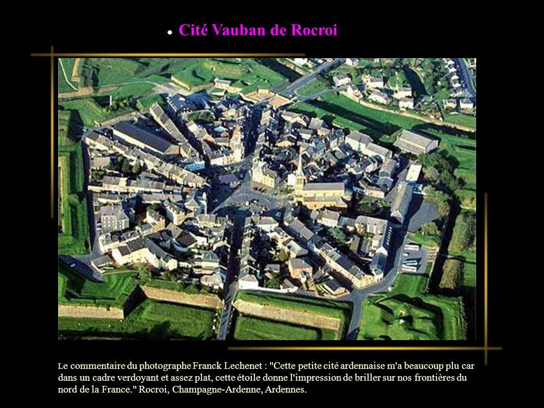 Cité Vauban de Rocroi