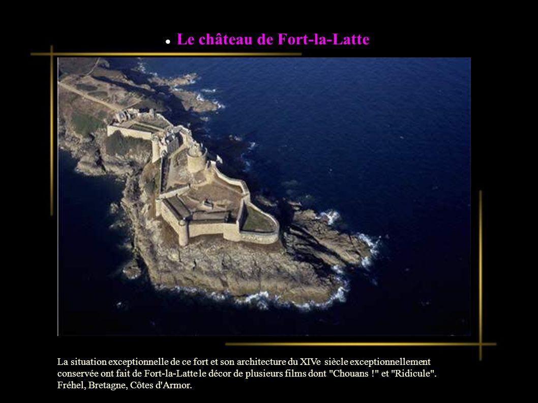 Le château de Fort-la-Latte