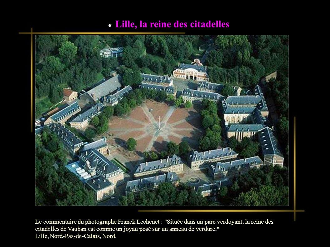 Lille, la reine des citadelles