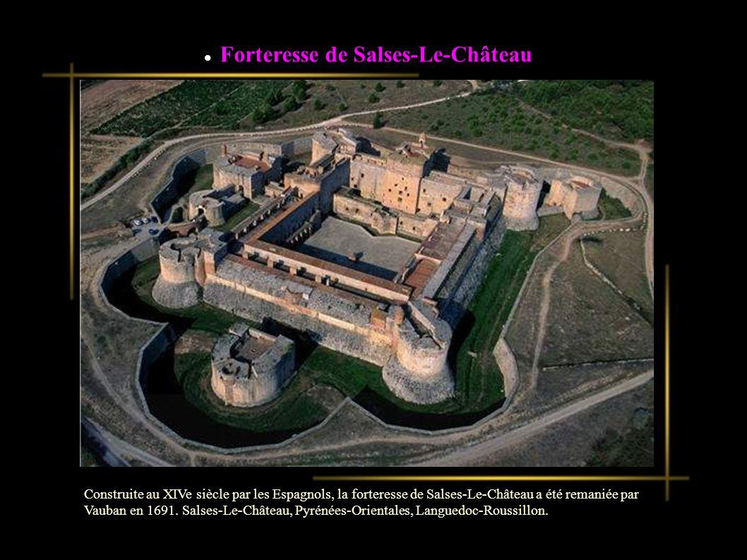 Forteresse de Salses-Le-Château