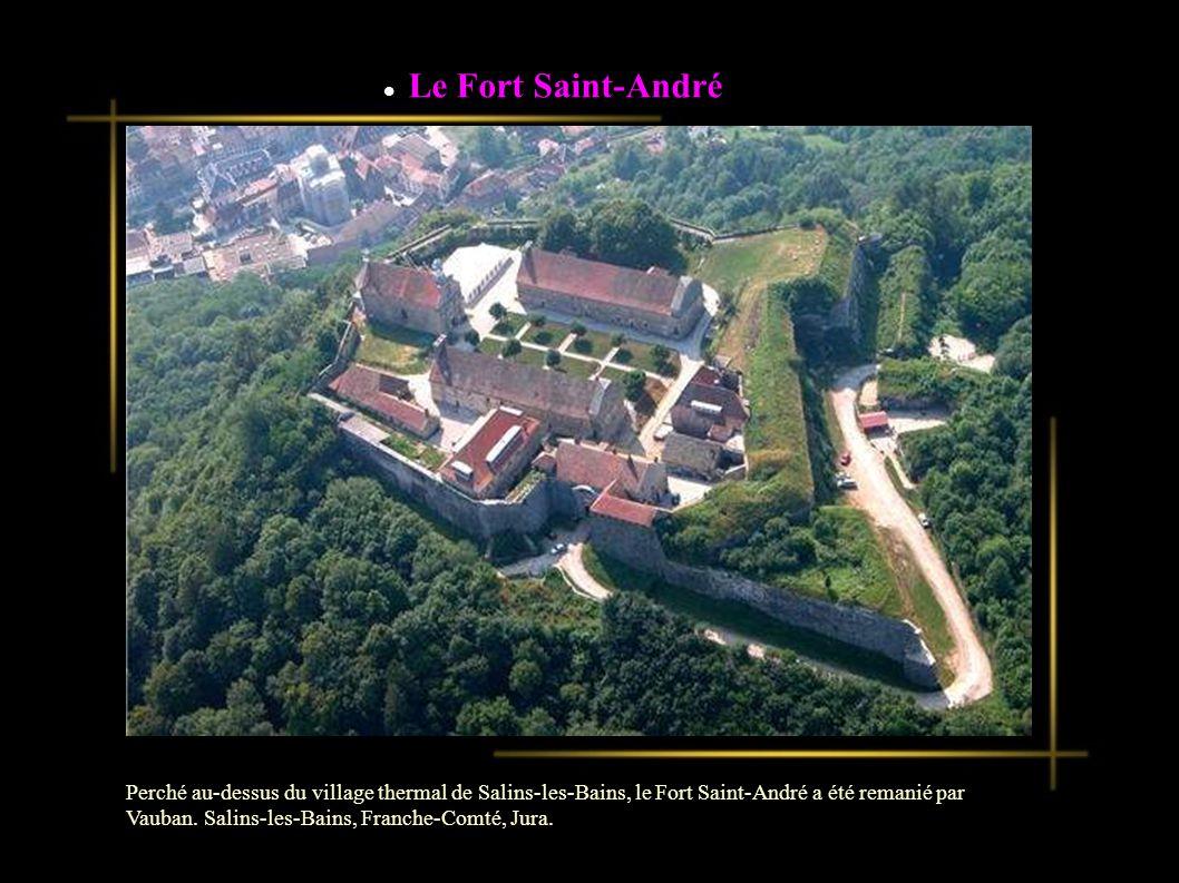 Le Fort Saint-André
