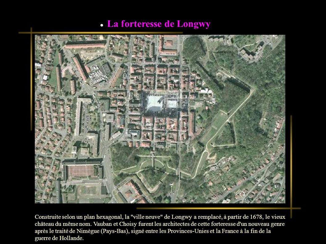 La forteresse de Longwy