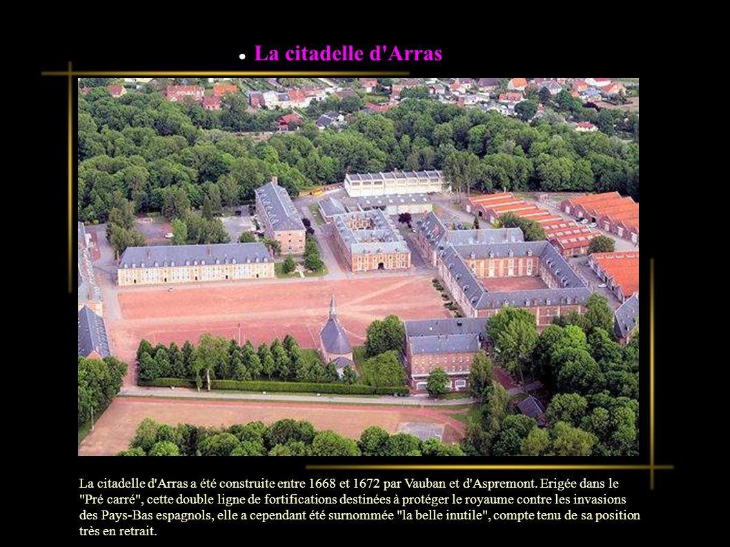 La citadelle d Arras