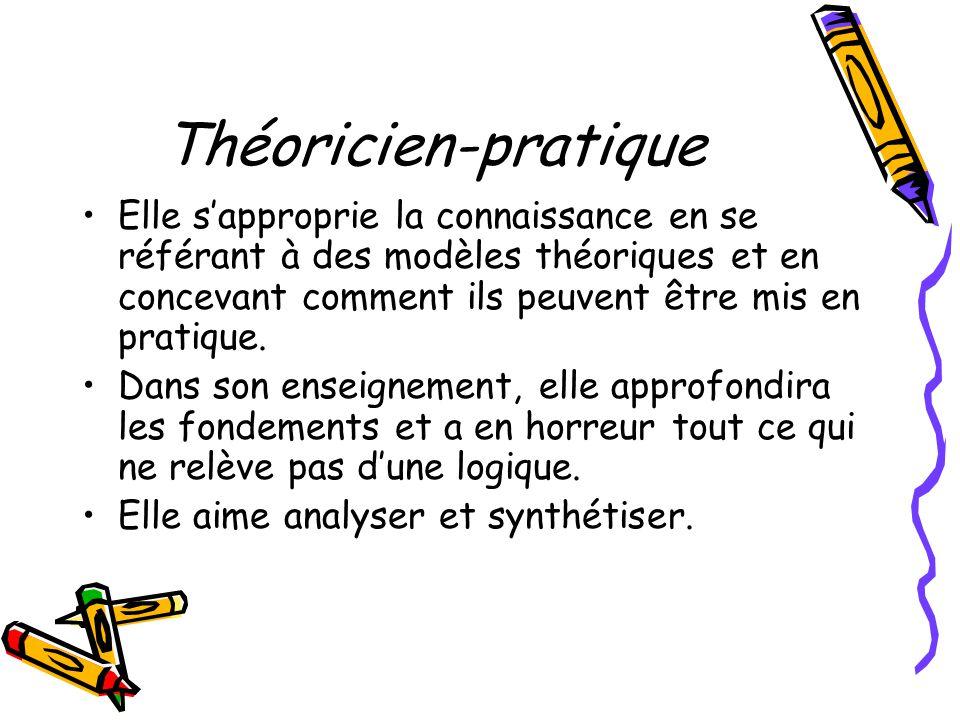Théoricien-pratique