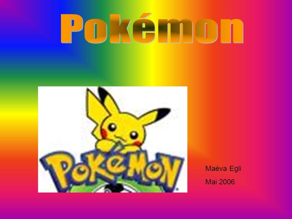 Pokémon Maéva Egli Mai 2006