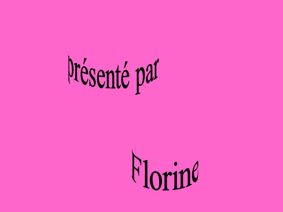 présenté par Florine