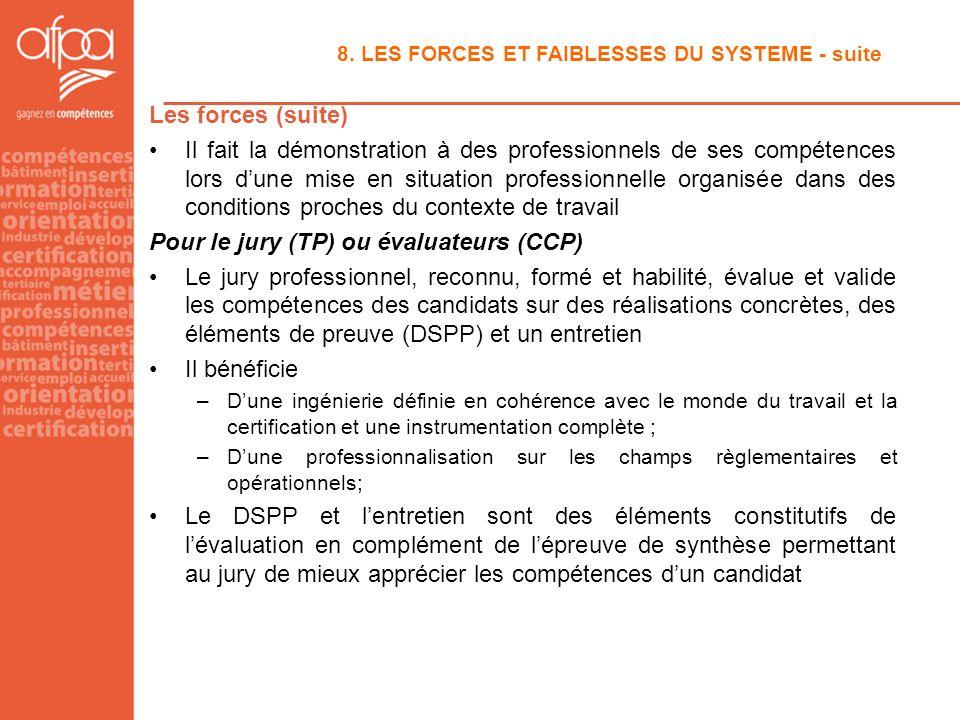 Pour le jury (TP) ou évaluateurs (CCP)