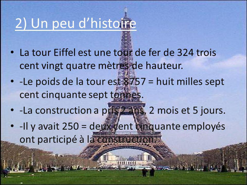 la tour eiffel elina puype ppt video online t l charger. Black Bedroom Furniture Sets. Home Design Ideas