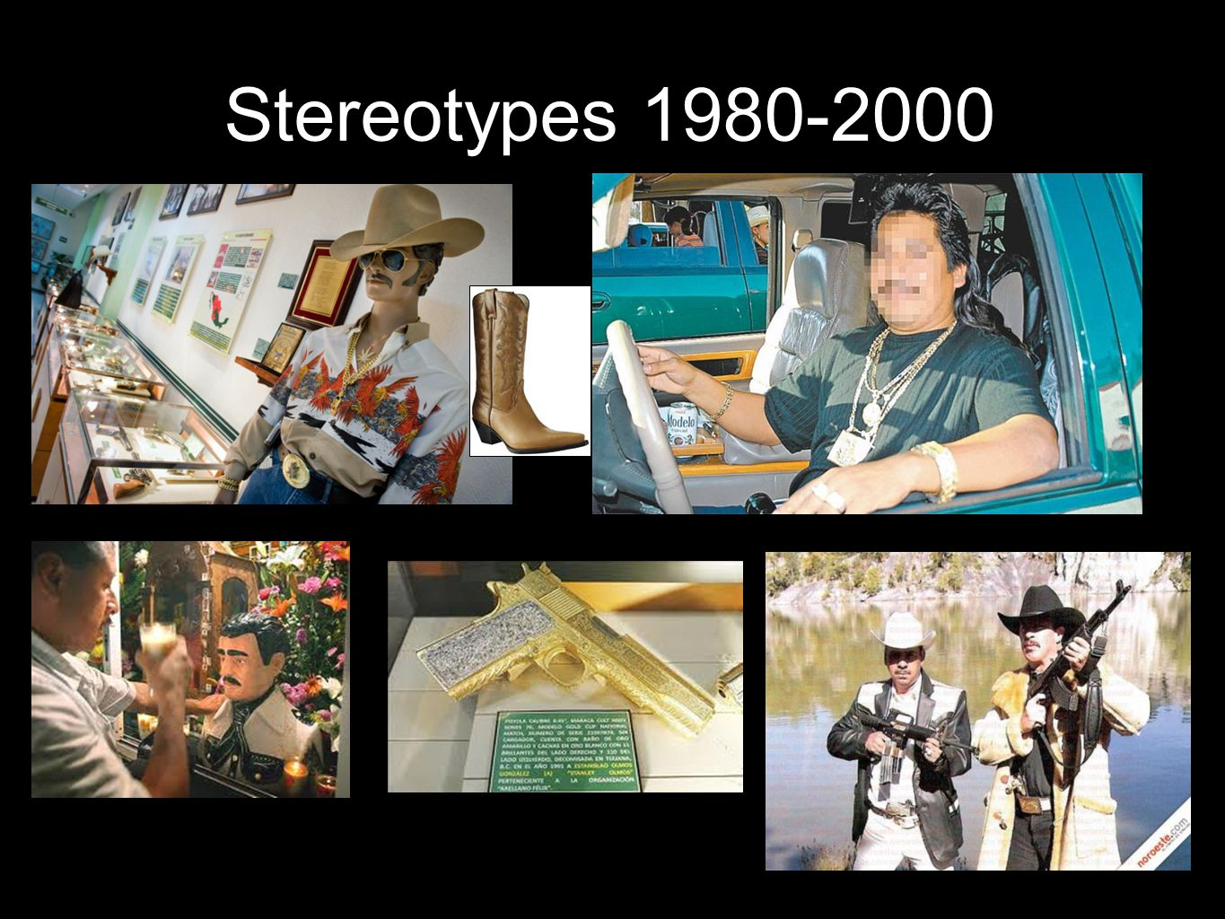Stereotypes 1980-2000