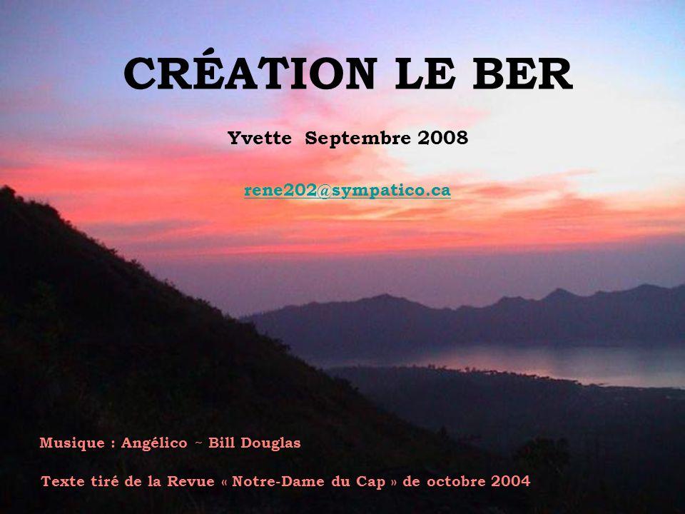 Texte tiré de la Revue « Notre-Dame du Cap » de octobre 2004