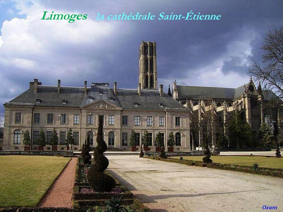 Limoges la cathédrale Saint-Étienne