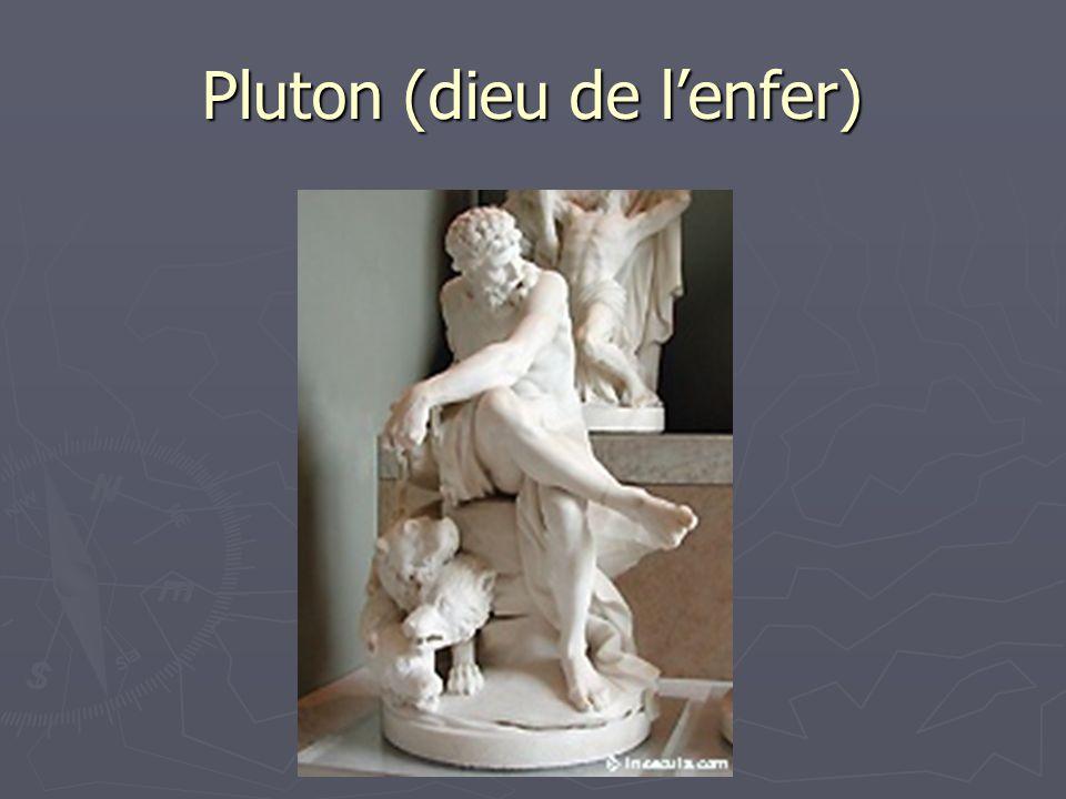 Pluton (dieu de l'enfer)