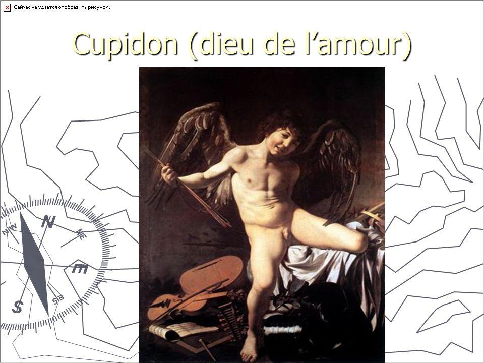 Cupidon (dieu de l'amour)