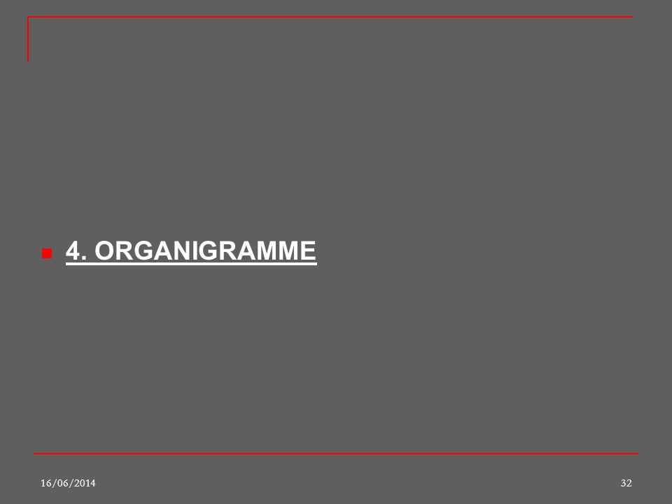 4. ORGANIGRAMME 02/04/2017