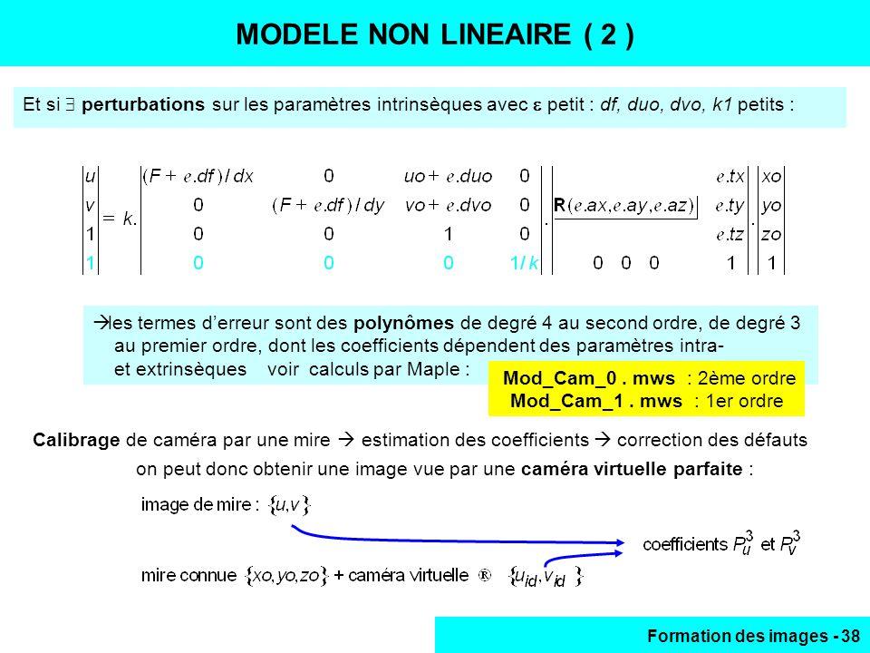 Mod_Cam_0 . mws : 2ème ordre