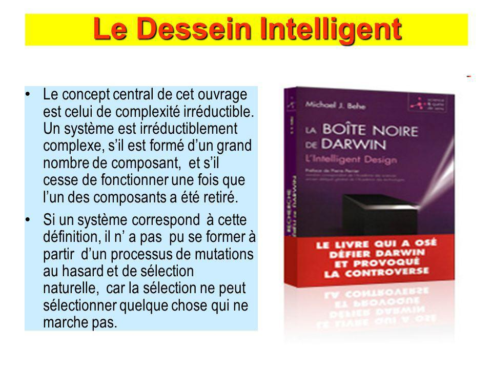 Le Dessein Intelligent