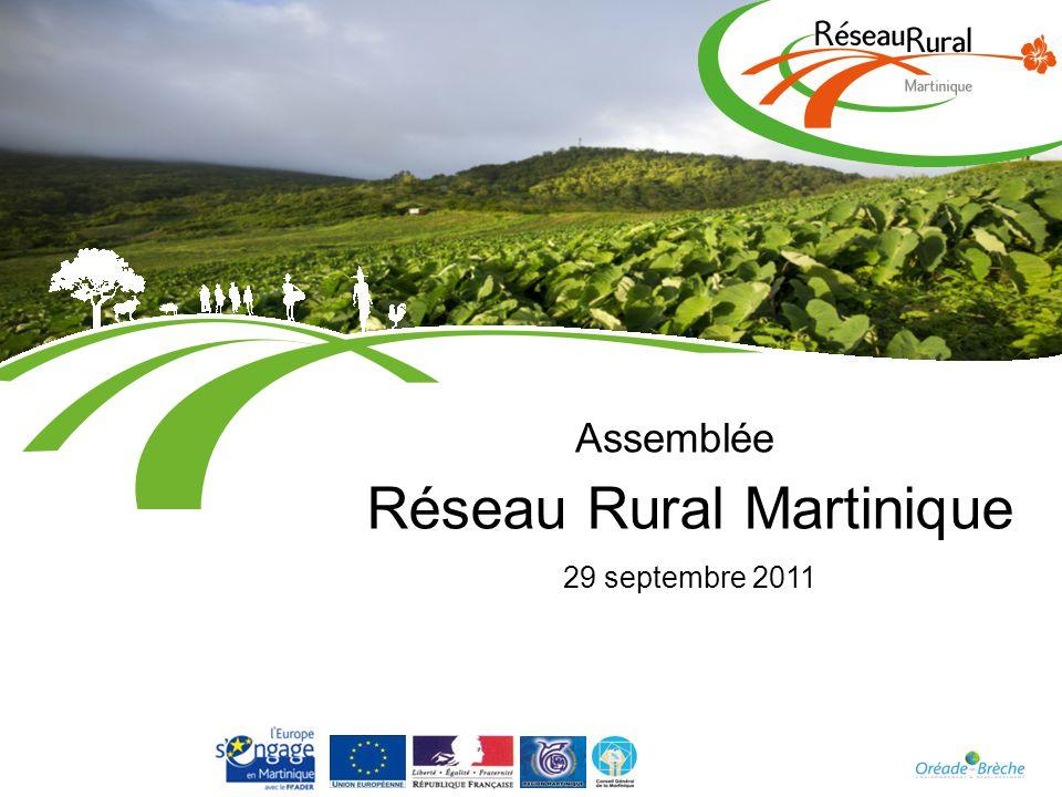 Réseau Rural Martinique
