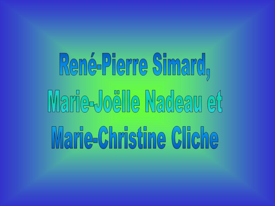 Marie-Joëlle Nadeau et Marie-Christine Cliche