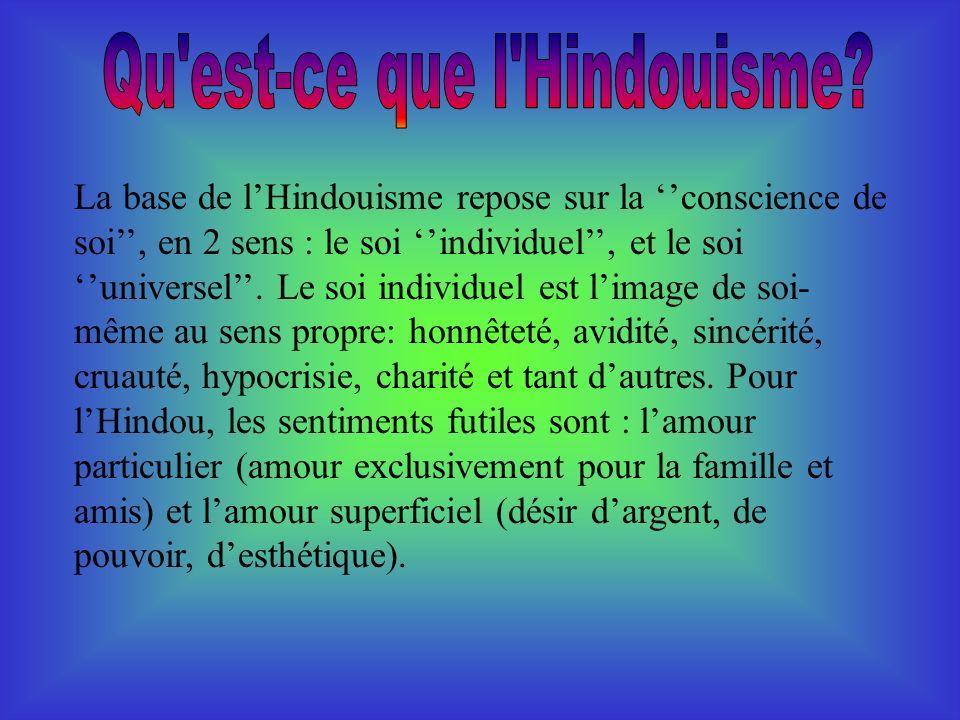 hindouisme l hindouisme est une religion surtout pratiqu en inde 80 des hindous sont des. Black Bedroom Furniture Sets. Home Design Ideas