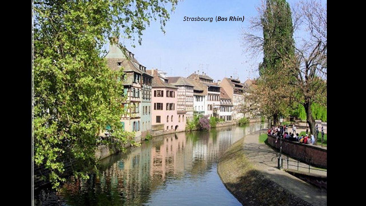 Strasbourg (Bas Rhin)