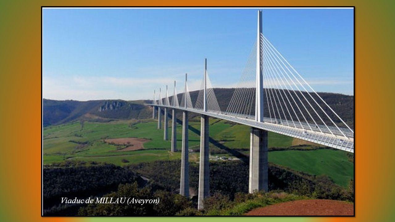 Viaduc de MILLAU (Aveyron)