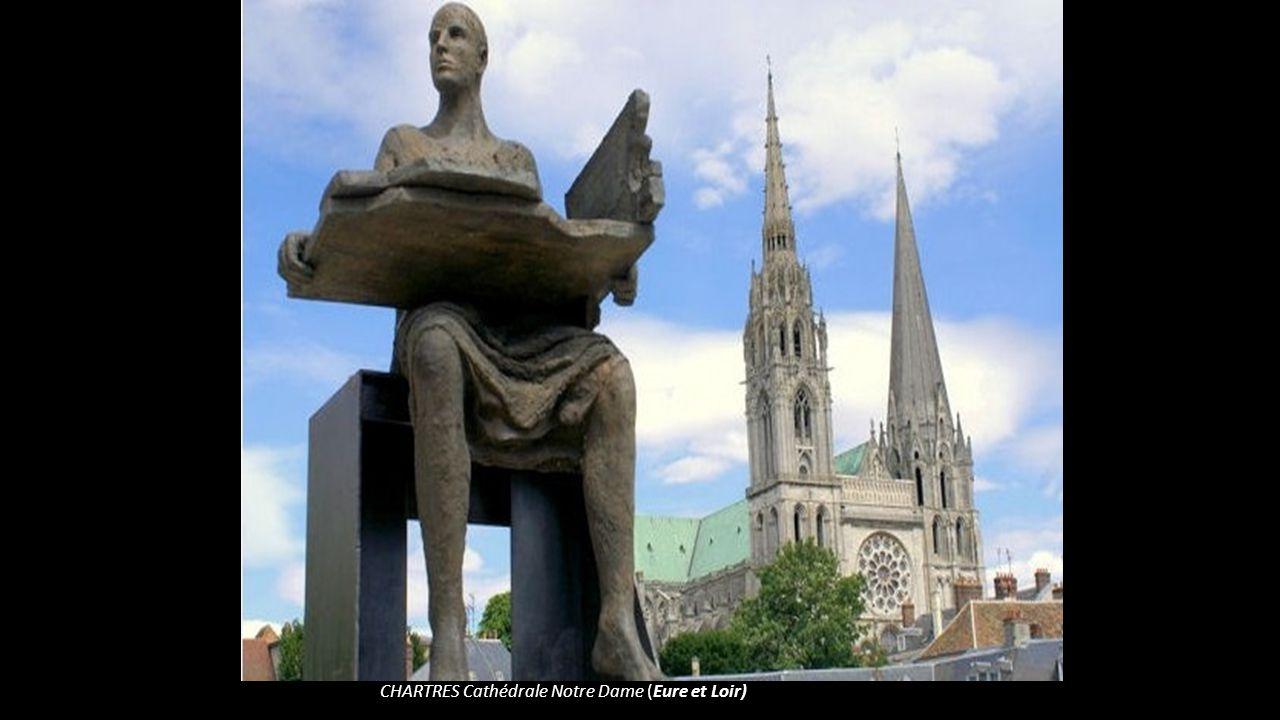CHARTRES Cathédrale Notre Dame (Eure et Loir)