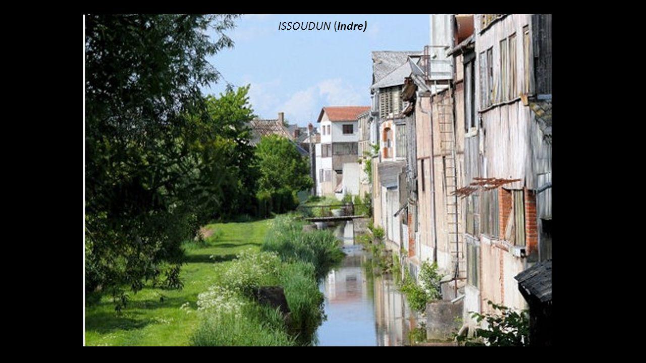 ISSOUDUN (Indre)