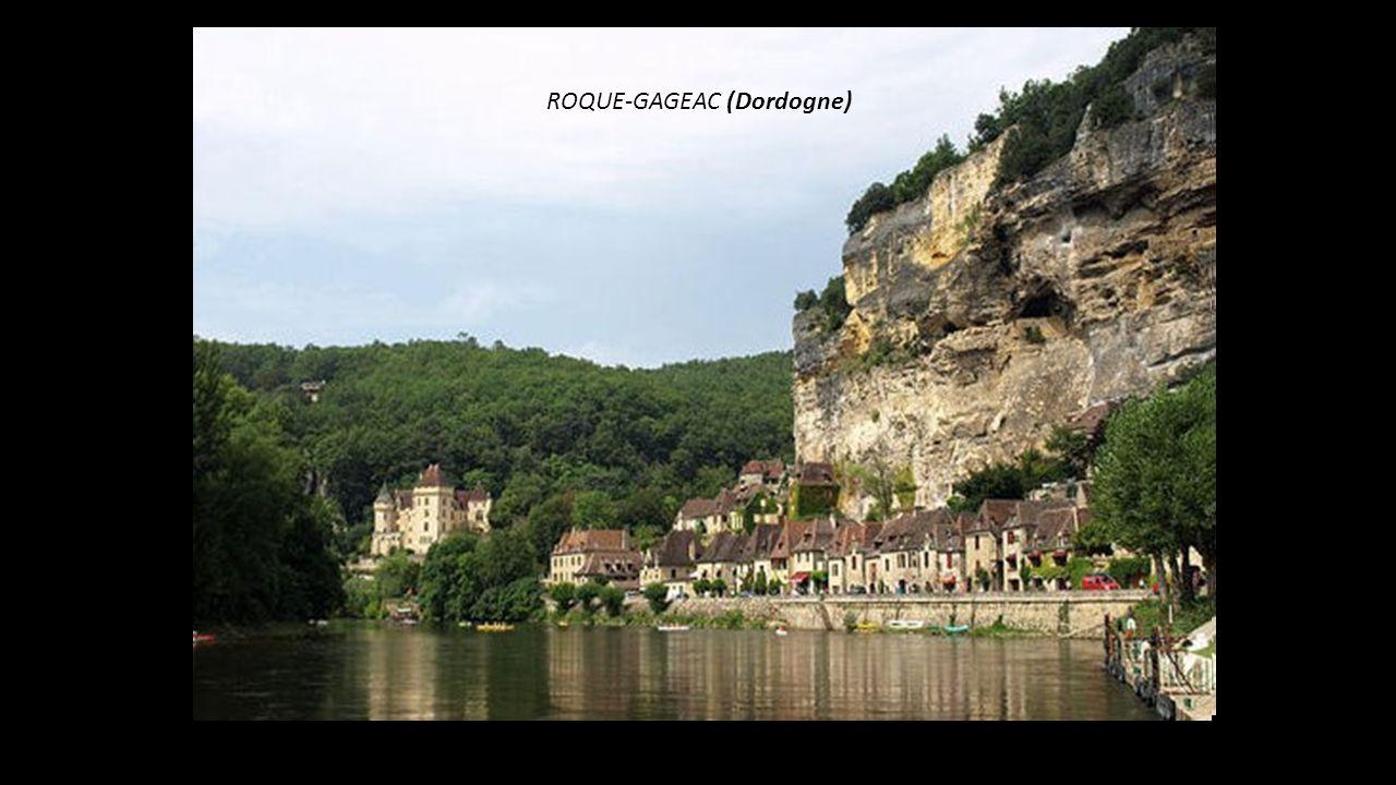 ROQUE-GAGEAC (Dordogne)
