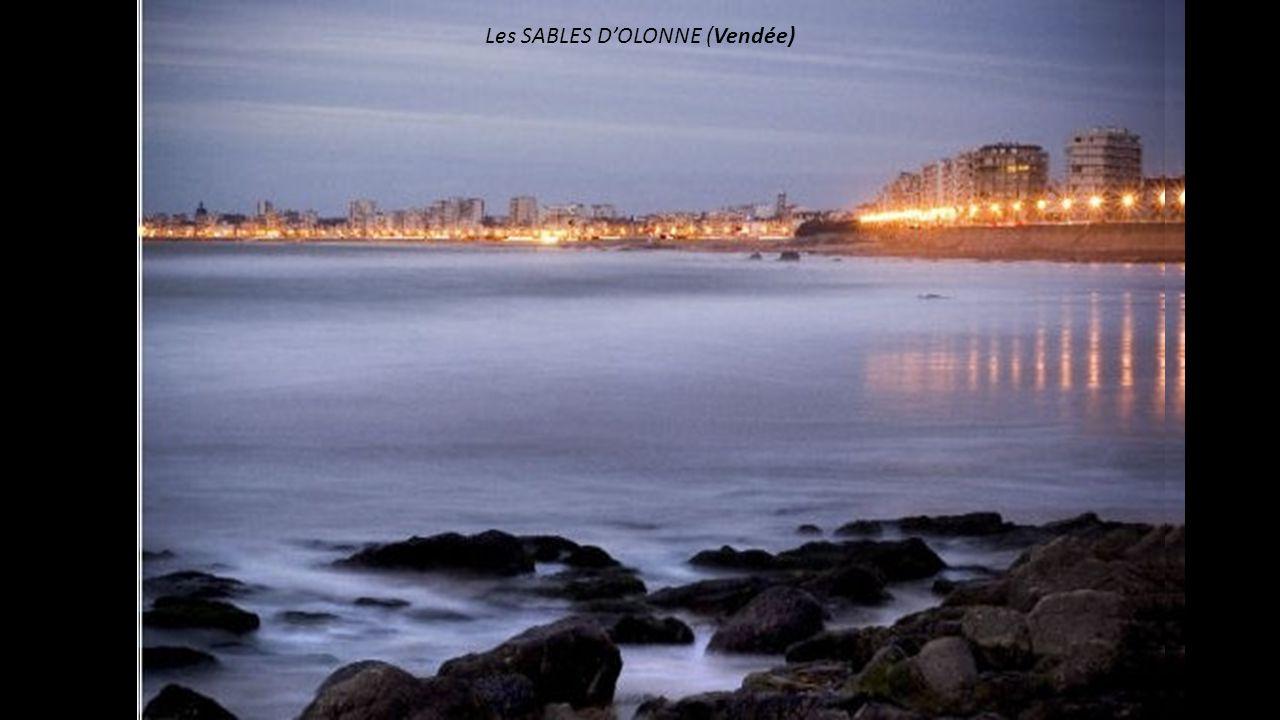 Les SABLES D'OLONNE (Vendée)