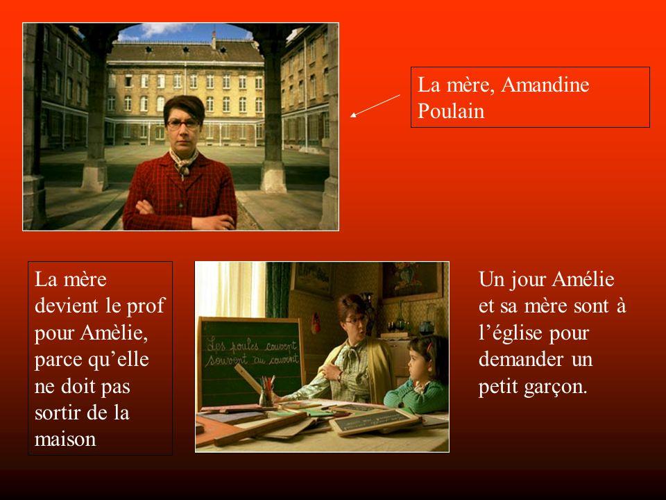 La mère, Amandine Poulain