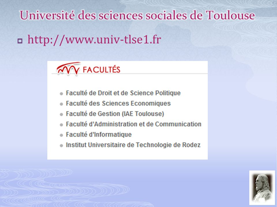 Université des sciences sociales de Toulouse